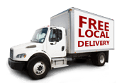 Free Local Delivery!