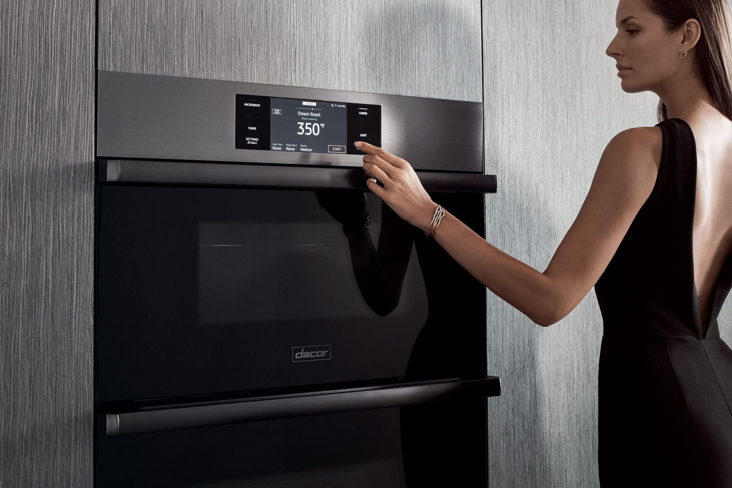 It's time to remodel the kitchen with Dacor appliances.