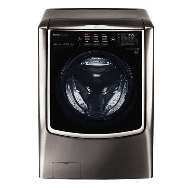 LG SIGNATURE 5.8 cu. ft. Mega Capacity Washer Product Image